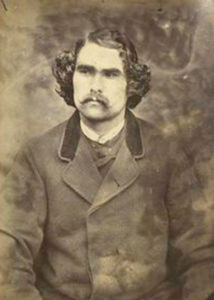 James Burns, Captain, 23rd Illinois Infantry. Born in England, served in the ranks and reenlisted as a Veteran Volunteer. Wounded at Second Winchester in 1864. (Kane 2002: 116)