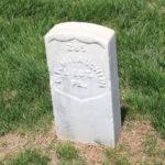 C.P. McLaughlin. Died 1st June 1864.