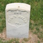 Edward Breen. Died 3rd June 1864.