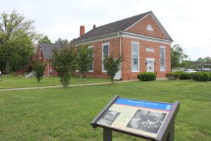 Massaponax Church, Virginia