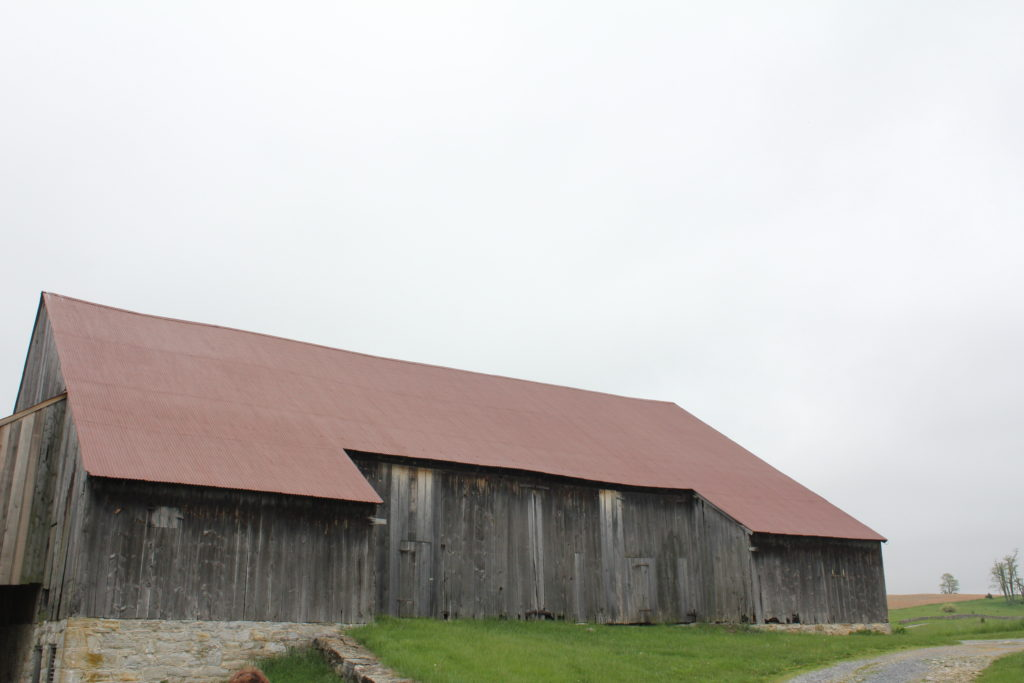 4. The Roulette Farm Barn