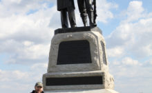 73rd New York (2nd Fire Zouaves) Memorial, Gettysburg (Damian Shiels)