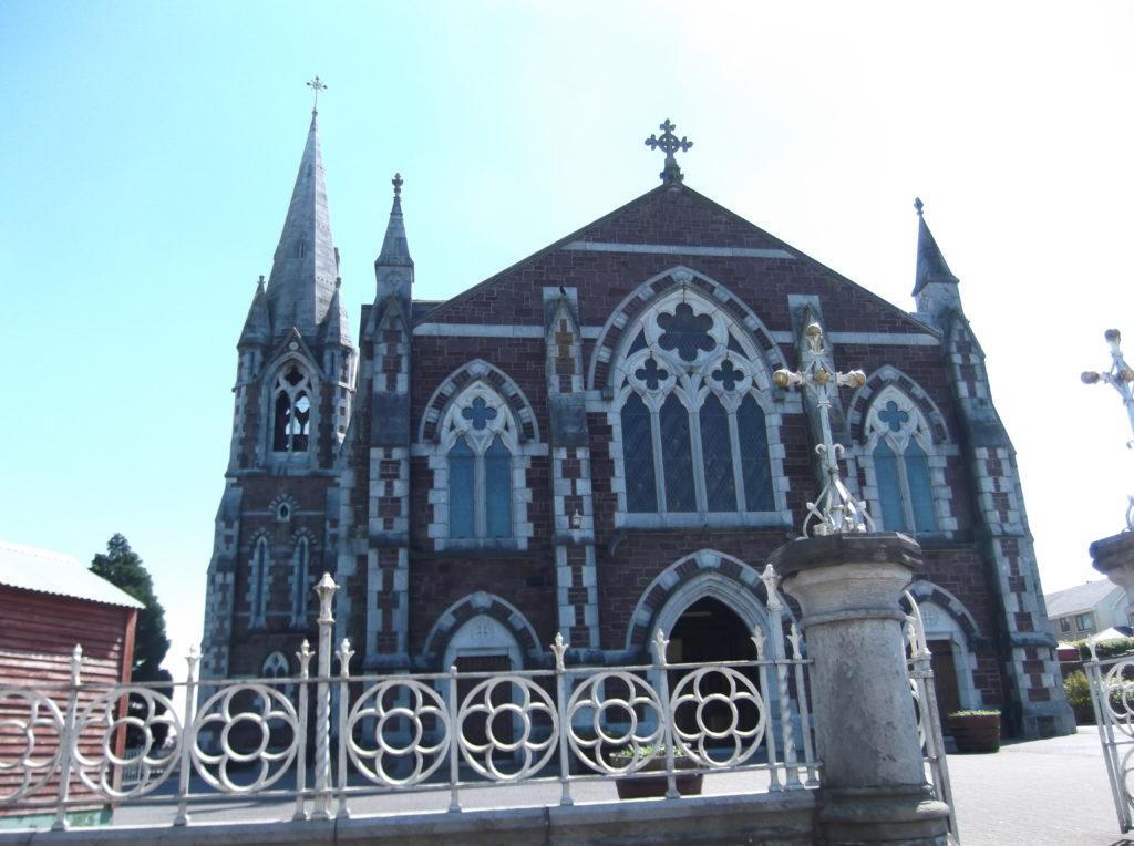 St. Patrick's Roman Catholic Church in Fermoy, where the Sheehan children were baptised (JohnArmagh via Wikipedia)