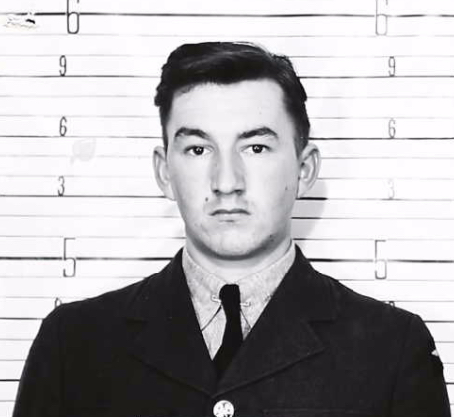 Harry Sheehan, the youngest of the Sheehan brothers to enter the Royal Canadian Air Force The reference Frank Sheehan received from his former school when he was seeking to join the air force (Library and Archives Canada, Ottawa, Canada)