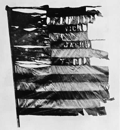 7th Rhode Island National Color (Regimental History)