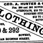 Hunter Clothing