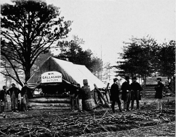 Sutlers Camp