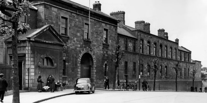 The South Dublin Union Workhouse (Bureau of Military Archives)