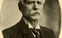 Michael Dougherty, 13th Pennsylvania Cavalry, in later life