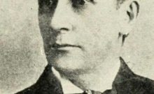 Colonel Michael Kerwin, 13th Pennsylvania Cavalry, in later life