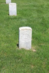 William Kilpatrick. Died 2nd June 1864.