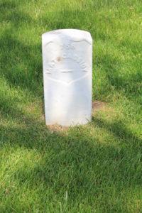 Matthew Cassidy. Died 3rd June 1864.