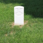 John Burke, 28th Massachusetts Infantry. Died 6th June 1864.