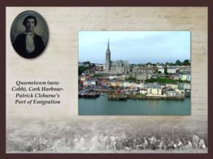 The Port of Queenstown (Cobh)