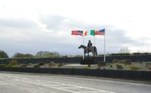 The new Ballymote Monument