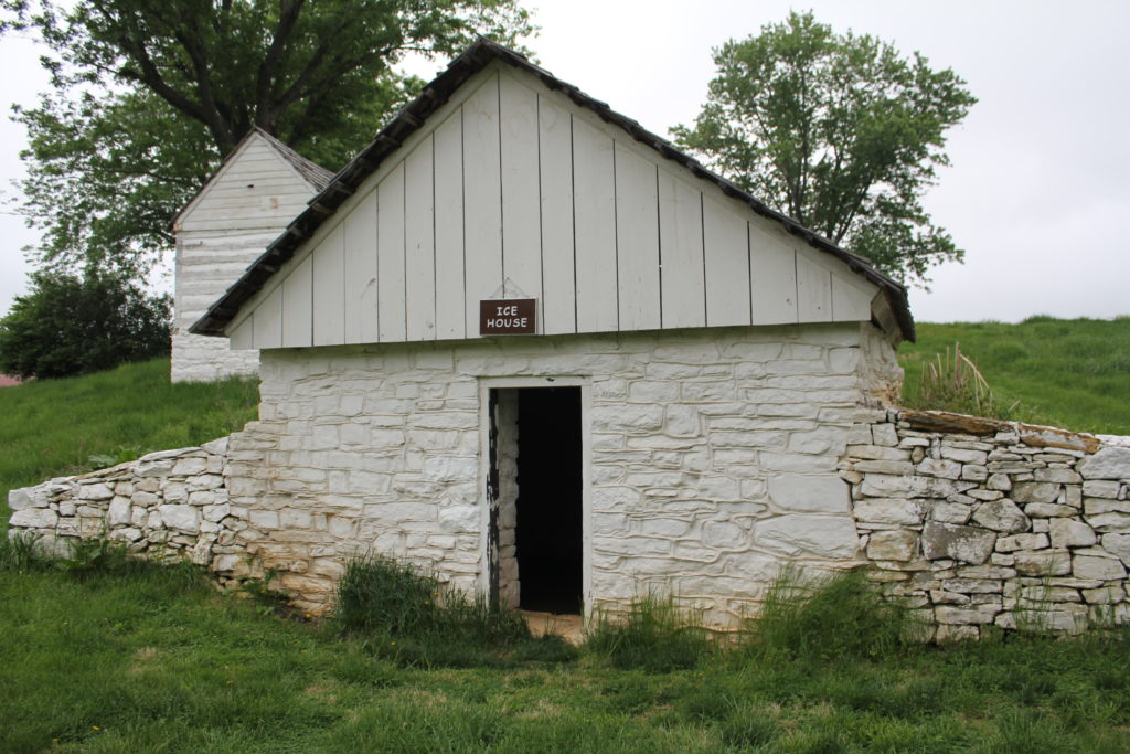 2. The Roulette Farm Ice House