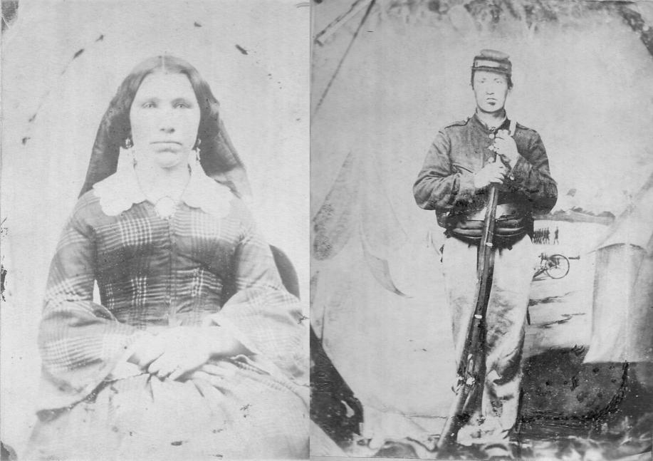 Hubert & Mary McNamara (Ruth Davis-Hastler)