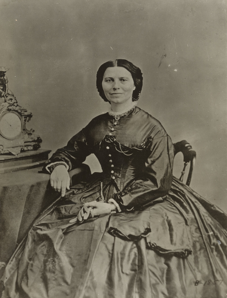 Clara Barton (Library of Congress)