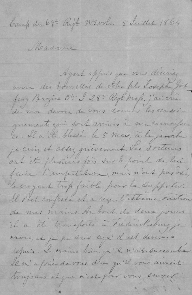 Willett Letter
