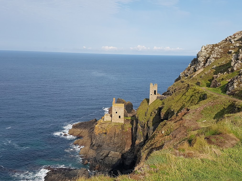 Crown Engine Houses, Botallack Mines, Cornwall (Damian Shiels)