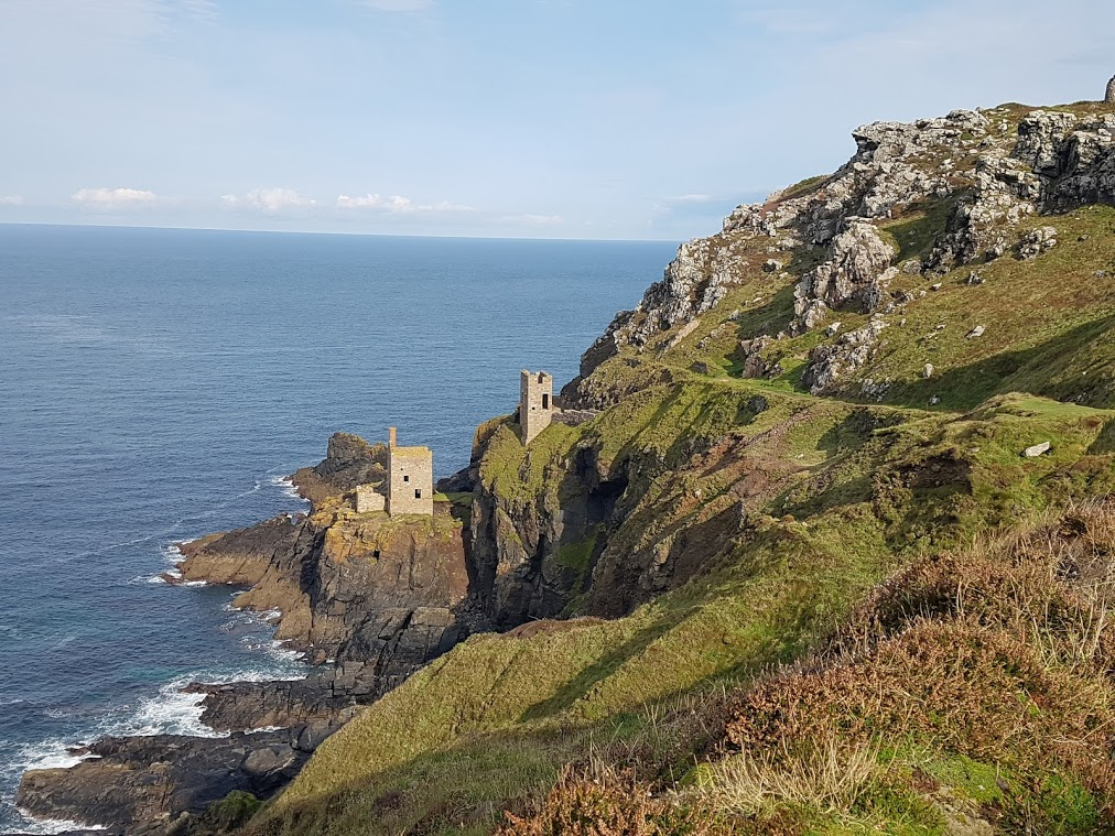 Crown Mines, Botallack (Damian Shiels)