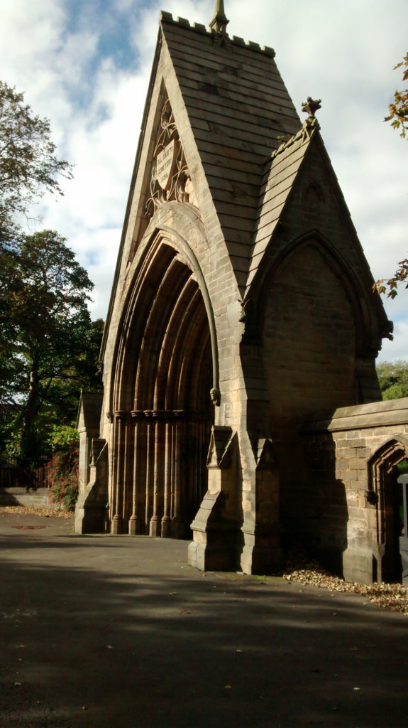 All Saints Entrance