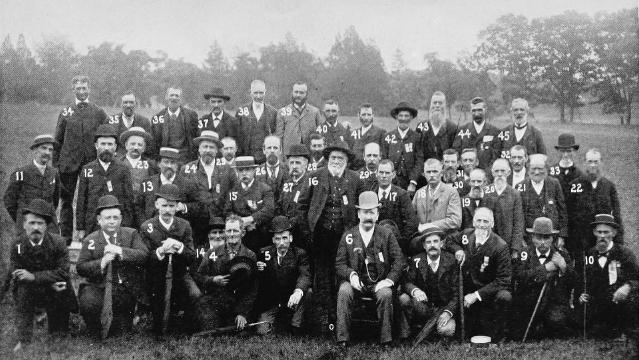 1889 Rhode Island Veterans