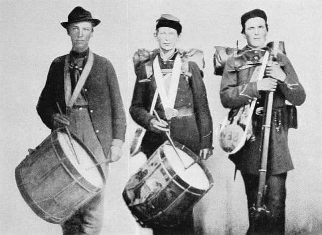Young soldiers of the 7th Rhode Island Infantry (Regimental History)
