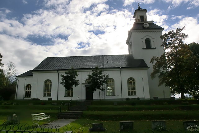 Ilsbo Church