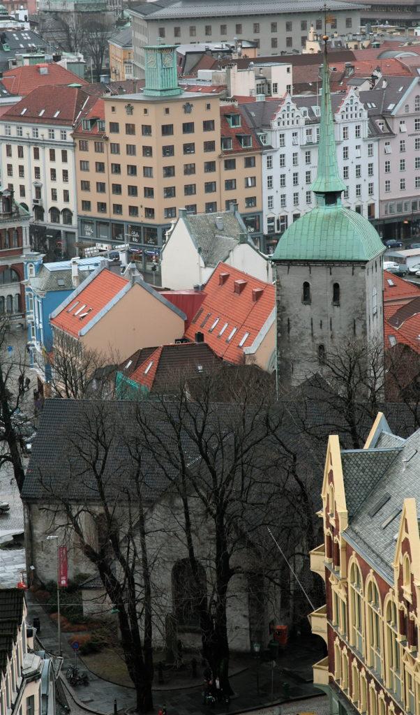 Korskirken Bergen